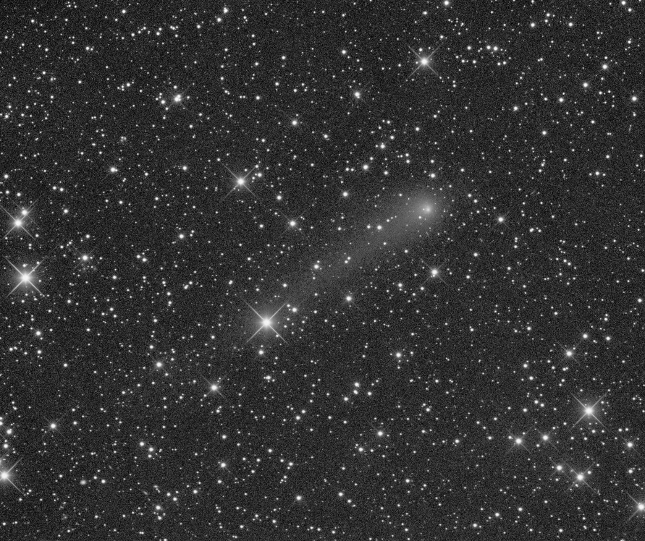 C/2012F6 (Lemmon)<Click to enlarge>